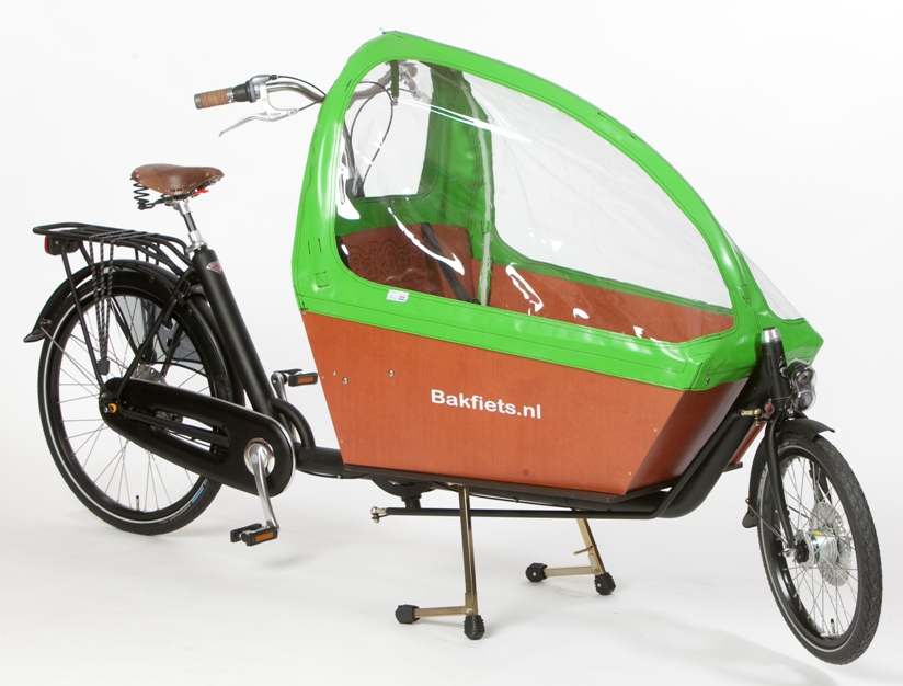 Bakfiets Long 2-wheeler