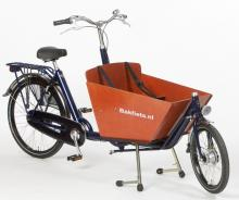 example of hire bike - Short Bakfiets